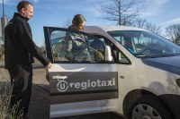 Regiotaxi Utrecht vanaf 2014 op groen gas